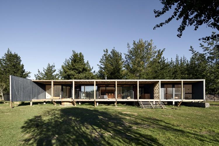 Casa Barra / Ossa Valdes Arquitectos, © Cristobal Palma / Estudio Palma