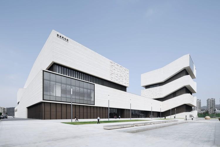Zhuhai Museum / gmp Architects, © CreatAR Images