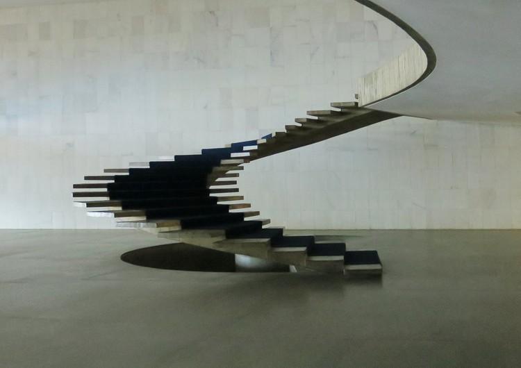 Palácio do Itamaraty de Oscar Niemeyer, pelas lentes de Paul Clemence , © Paul Clemence