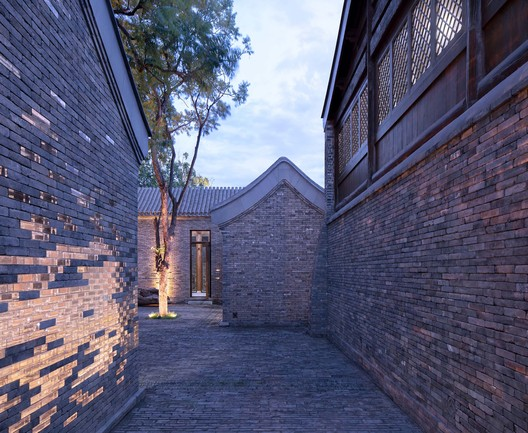 Chinese Opera Base in the Qingyun Hutong / Origin Architect