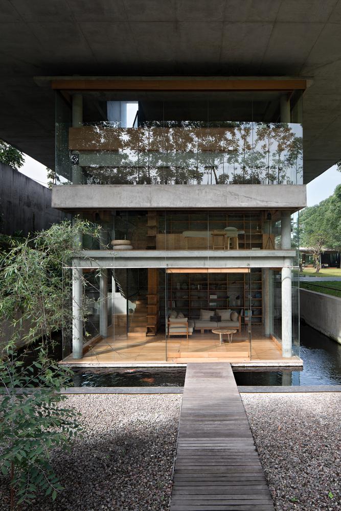 Os melhores projetos de arquitetura de 2020,© Mario Wibowo