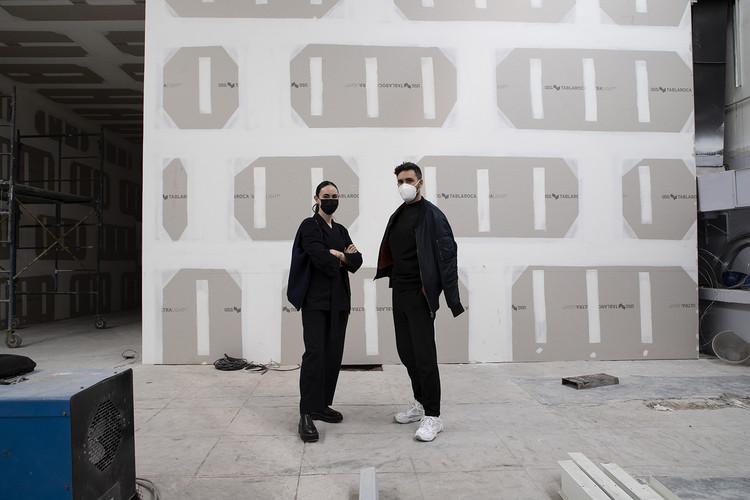Frida Escobedo sobre el diseño de la nueva sede de Galerie Nordenhake en Ciudad de México, © Alberto Rebelo