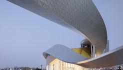 Gran teatro de la Bahía de Suzhou / Christian de Portzamparc