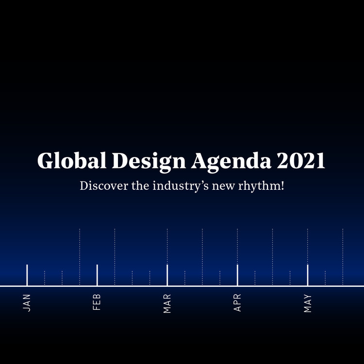 Global Design Agenda 2021 – hosted by Architonic, via Architonic