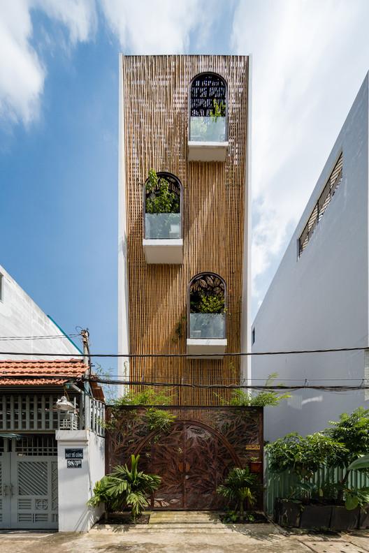 Casa Ninho Flutuante / atelier NgNg, © Quang Dam