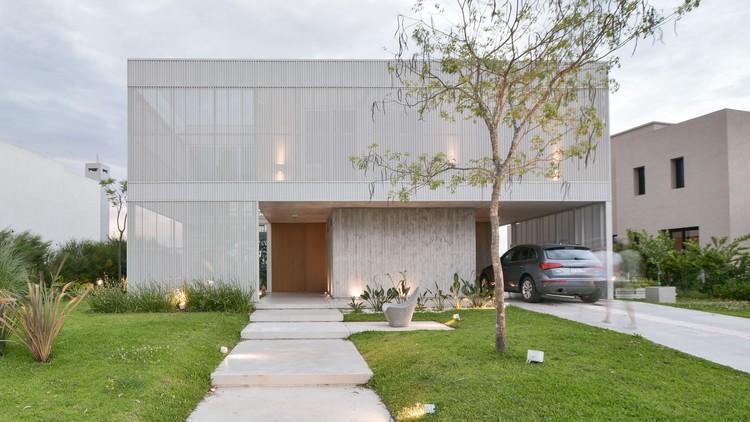 Casa H7 / COOMA Arquitectura, © Gonzalo Martinez
