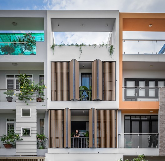 Casa NGỌC / Story Architecture