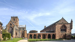 The Fratry Building Renovation at Carlisle Cathedral / Feilden Fowles