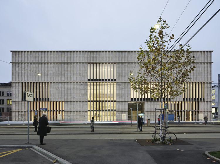 Kunsthaus Zürich Museum Extension / David Chipperfield Architects, © Noshe