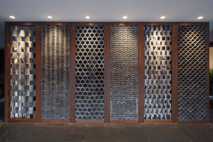 Tile screens. Image © He Shu