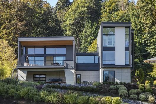Residencia Cedar Island / Scott I Edwards Architecture