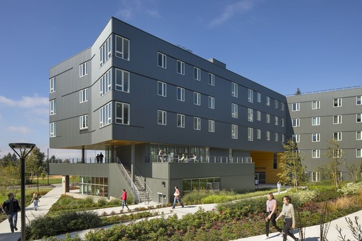 Bellevue College Residential Hall / NAC Architecture