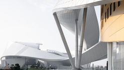 """""""Suzhou Bay Cultural Center is a Coexistence of Large and Small scales"""": Interview with Christian de Portzamparc"""