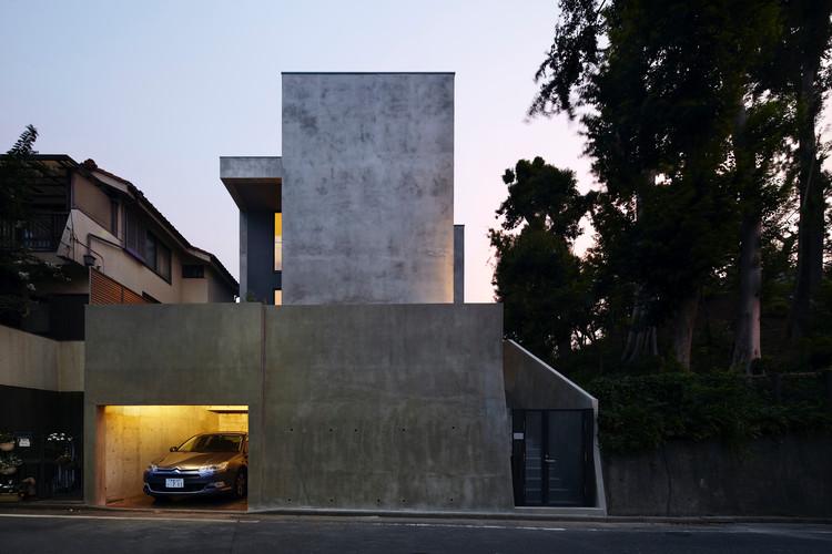 Area Park Studio / Atsushi + Naoko Kasuya / KAO, © Kim Yongkwan