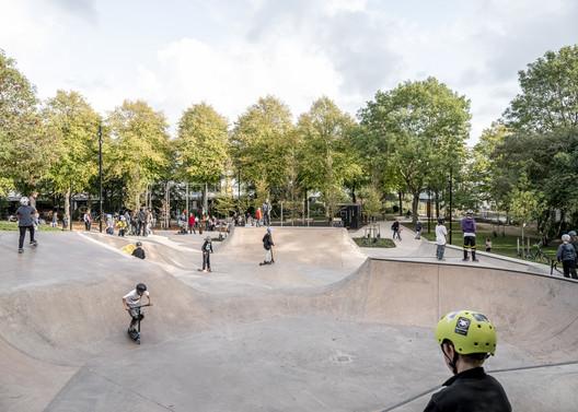 Remiseparken / BOGL Landscape Architects