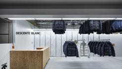 Loja DESCENTE BLANC Sapporo / Schemata Architects