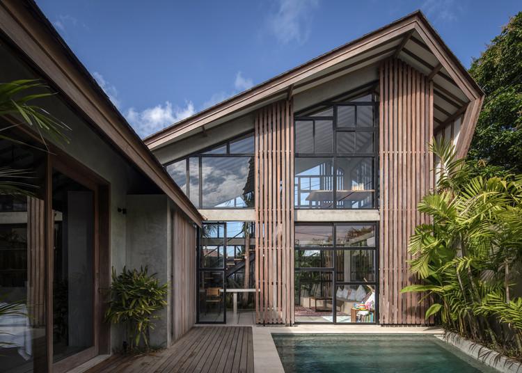 Tiny House in Brawa / Biombo Architects, © KIE