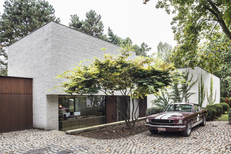 Casa HH47 / JUMA architects, © Annick Vernimmen