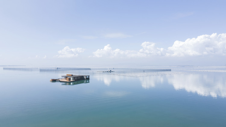 Hi Sea Floating Hotel / Balance Design, © Zhi Xia