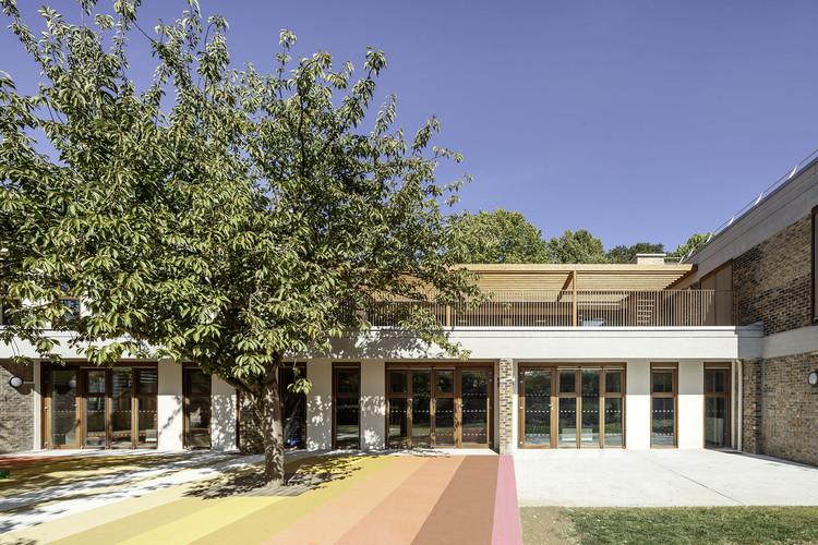 Max Jacob Nursery / Olivier Palatre architectes, © Luc Boegly