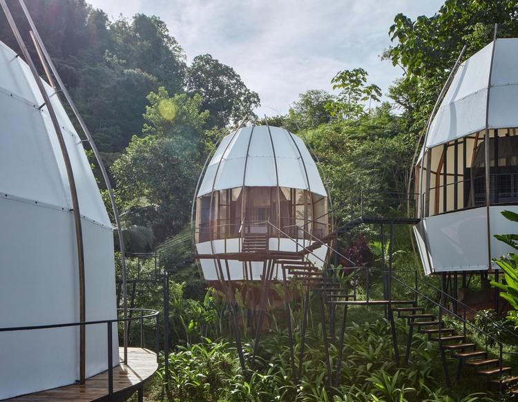 Cabanas COCO Art Villas Costa Rica / ARCHWERK + Formafatal