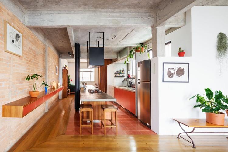 Apartamento Arouche / guará arquitetura + Vão, © André scarpa