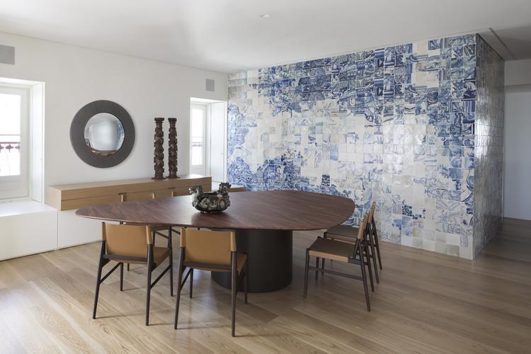 Apartamento TM / Studio Arthur Casas, © Filippo Bamberghi
