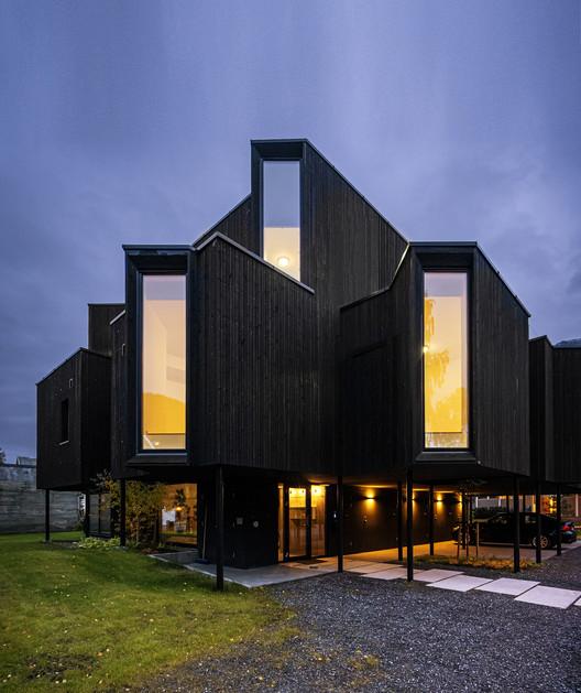 Bay Window House / Atelier Oslo, © Kristoffer Wittrup