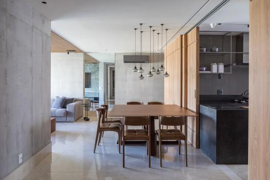 Apartamento Chicago / Carpaneda&Nasr Arquitetos Associados + TSG Arquitetura e Interiores