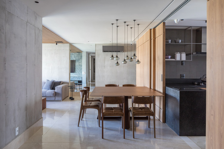 Apartamento Chicago / Carpaneda&Nasr Arquitetos Associados + TSG Arquitetura e Interiores, © Haruo Mikami