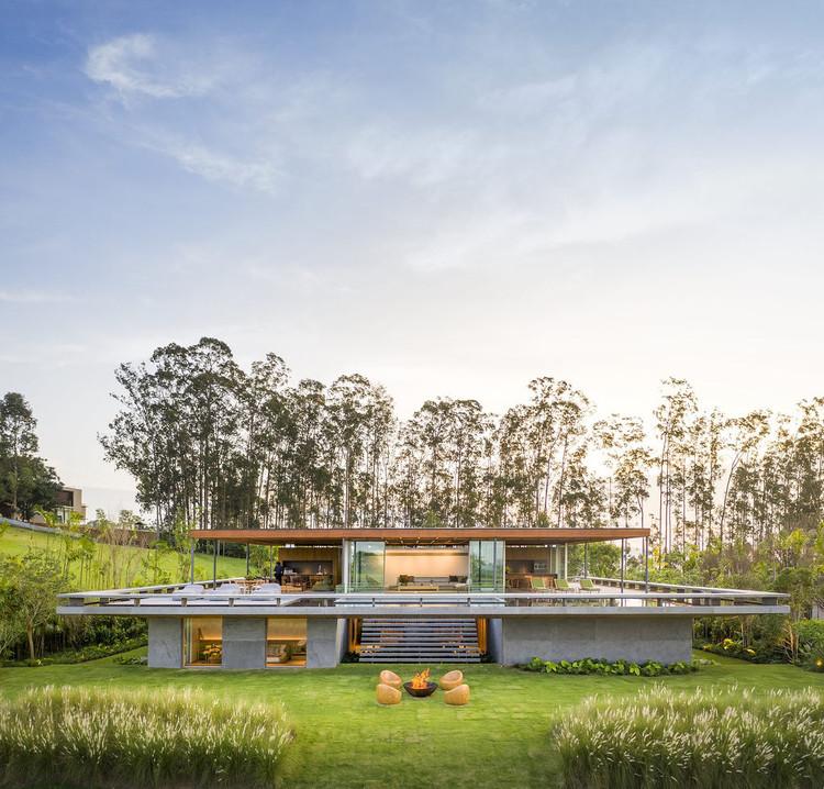 Residência MS / Jacobsen Arquitetura, © Fernando Guerra | FG+SG