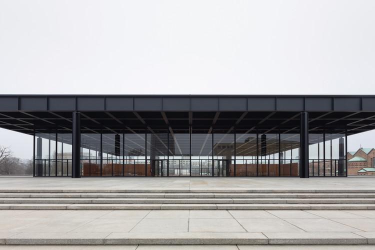 David Chipperfield renueva la Nueva Galería Nacional de Berlín de Mies Van der Rohe, Cortesía de BBR / Thomas Bruns
