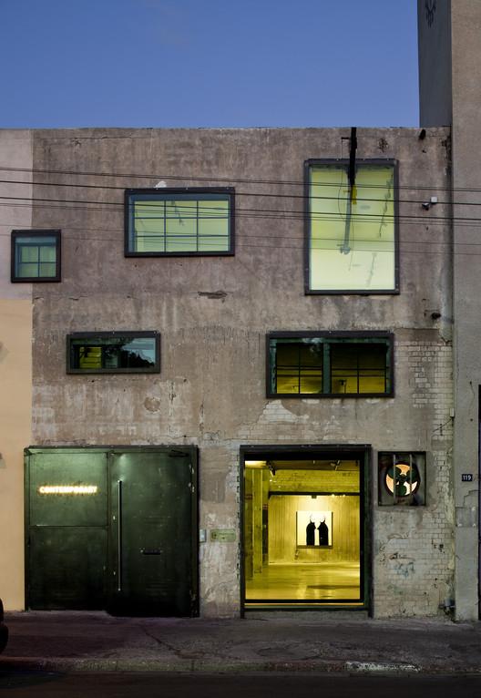Contemporary Art Gallery / Asaf Lerman