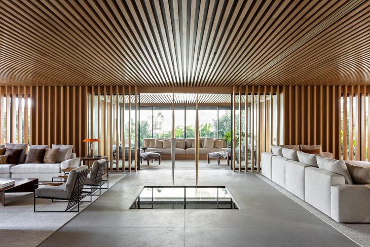 Apartamento MER / Jacobsen Arquitetura, © Fran Parente