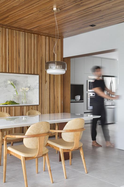 Apartamento JM / Nildo José, © Denilson Machado – MCA Estúdio
