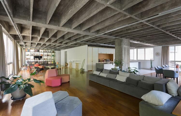 Apartamento Trianon  / Mira Arquitetos + JRCARQ, © Manuel Sá