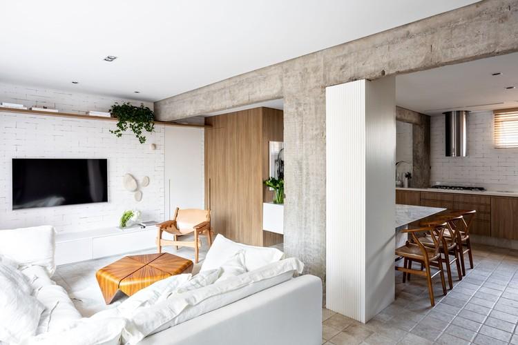 Apartamento VM / Nildo José, © Fran Parente