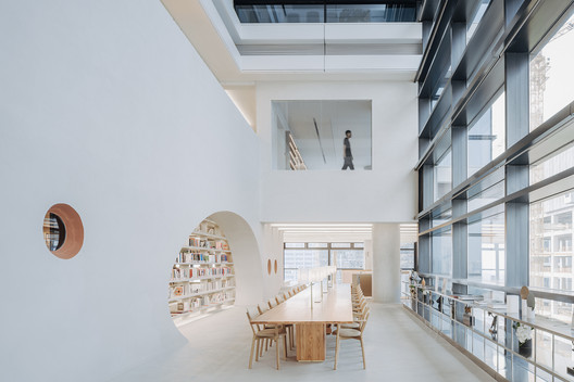 The Satori Harbor / Wutopia Lab