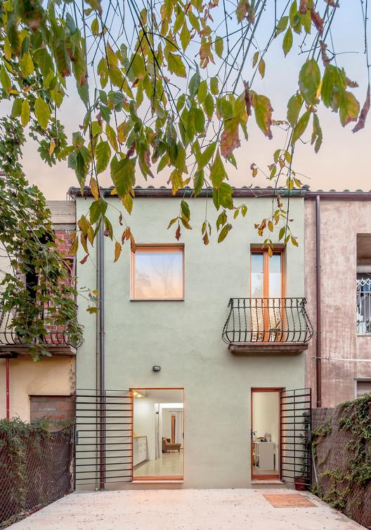 Sant Daniel House / Sau Taller d'Arquitectura, © Andrés Flajszer