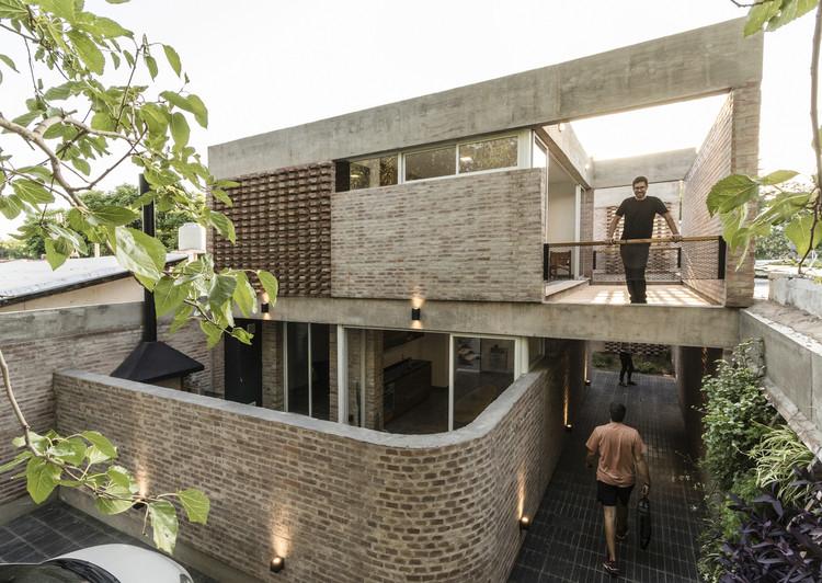 11 Proyectos ganadores del Premio Nacional a la Arquitectura Argentina en Ladrillo, Edificio Martinez 3458 / Primer Piso Arquitectos. Image © Arq Luis Abba