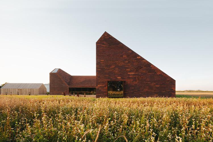 Casa de Grãos / Reiulf Ramstad Arkitekter, Cortesia de Reiulf Ramstad Arkitekter