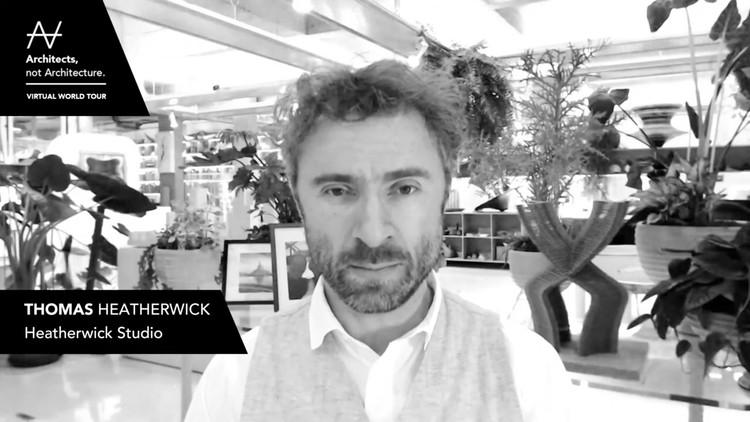 AnA Virtual Tour: Thomas Heatherwick