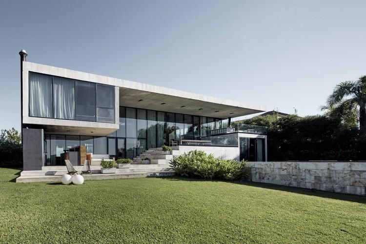 Casa Castores / Dieguez Fridman, © Cristobal Palma / Estudio Palma