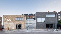 Yorkton Workshops / Cassion Castle Architects