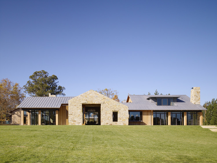 Mountain Wood House  / Walker Warner Architects, © Matthew Millman