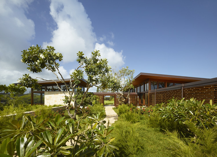 Kalihiwai Pavilion  / Walker Warner Architects, © Matthew Millman
