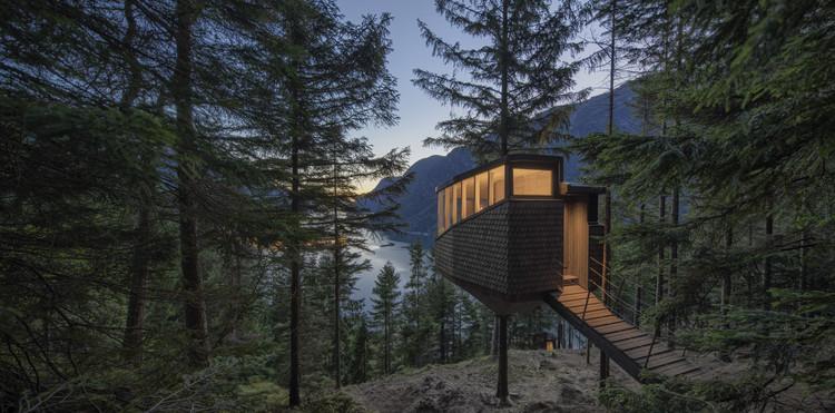Cabaña Woodnest / Helen & Hard, © Sindre Ellingsen