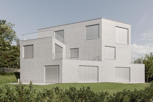 SA43 Apartments  / Numbernow studio + Balázs Szelecsényi
