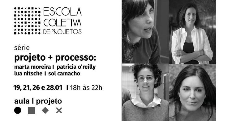 """Série """"Projeto + Processo"""": Temporada ARQUITETAS"""