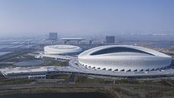 Qingdao Citizen Fitness Center / Architecture & Engineers of Southeast University